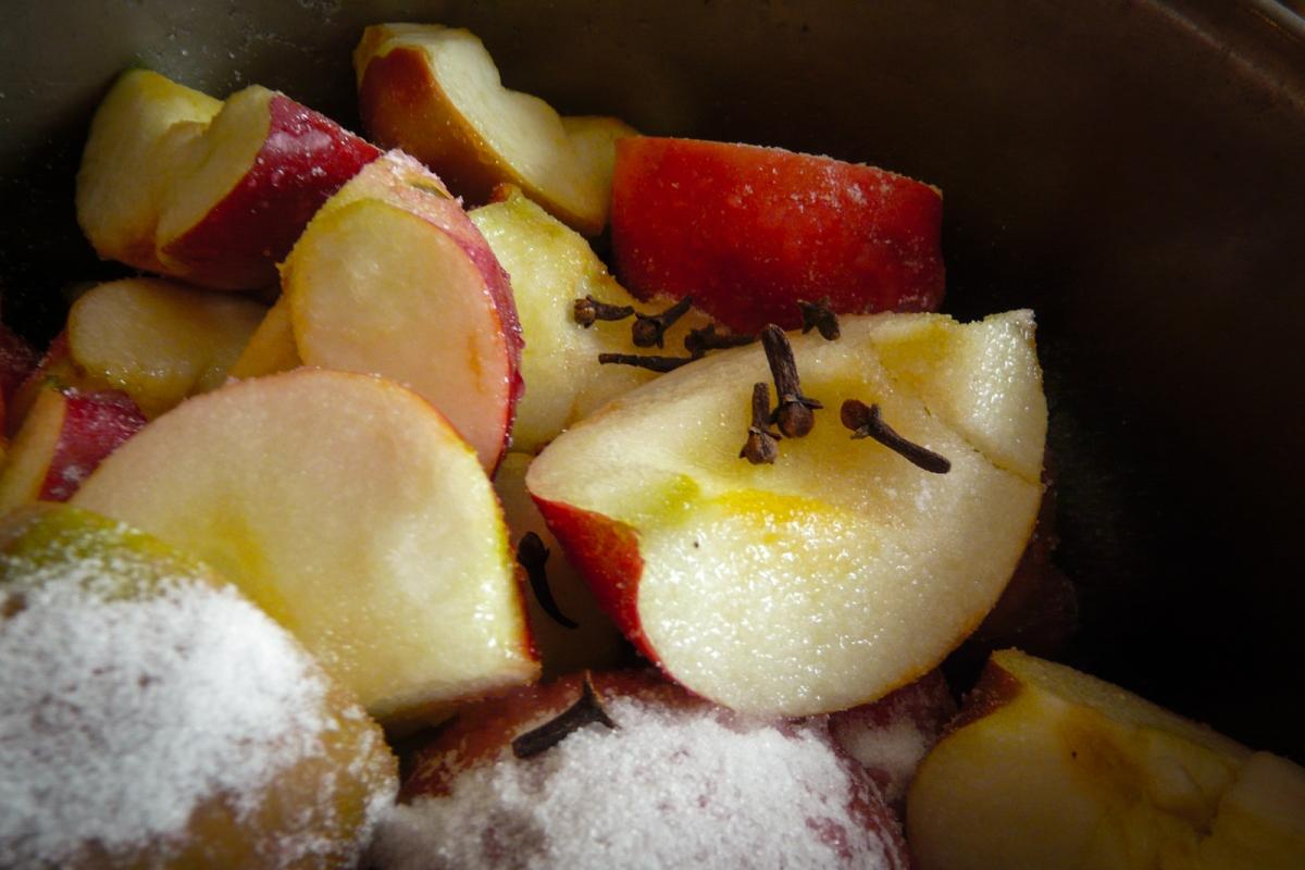 Applesauce Chemistry