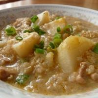 Christmas Feast #1: Ecuadorian Quinoa Soup