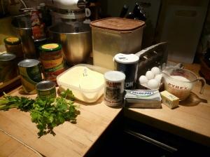 corn salsa flapjacks ingredients