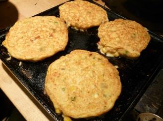 corn salsa flapjacks step 5