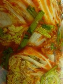 baechu cabbage kimchi - finished prduct -8