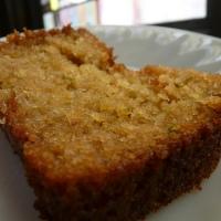 Citrus Sukkot Cake