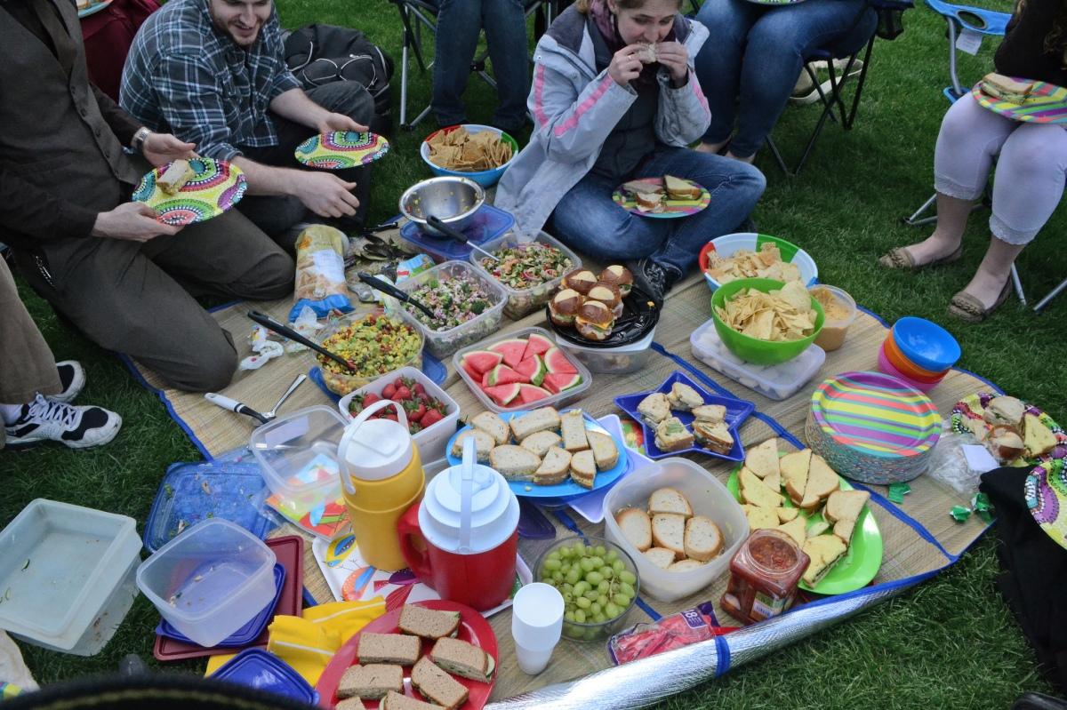 Mother S Day Picnic Menu The Kitchen Tourist