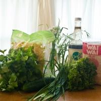 Garden Herb Salads