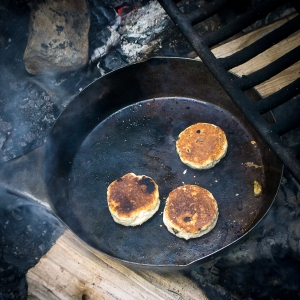 Campfire Griddle Cakes