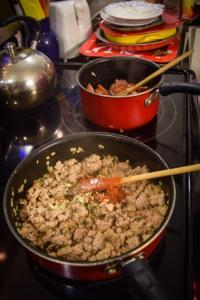 Kolozsvari Rakott Kaposzta meat fillings