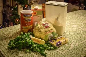 Hungarian cauliflower casserole-1