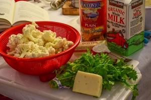 Hungarian cauliflower casserole-2
