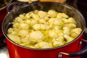 Hungarian cauliflower casserole-5