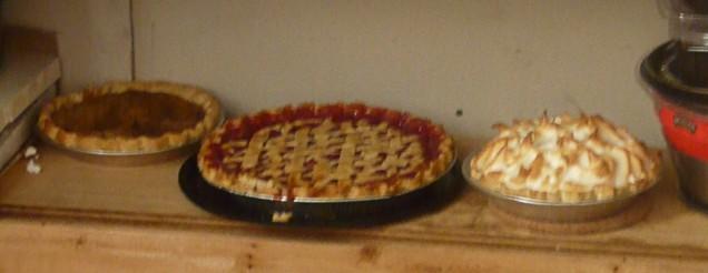 graduation pies