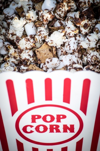 S'mores popcorn-8