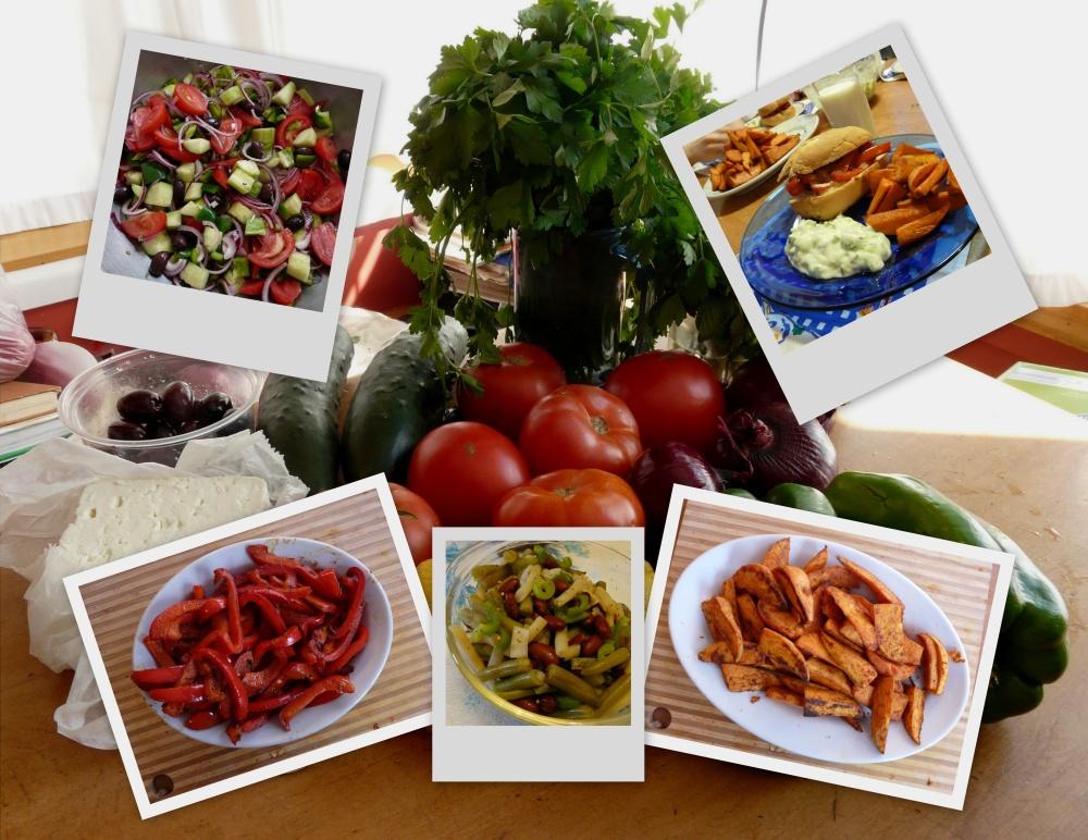 August 2016 - Vegetarian