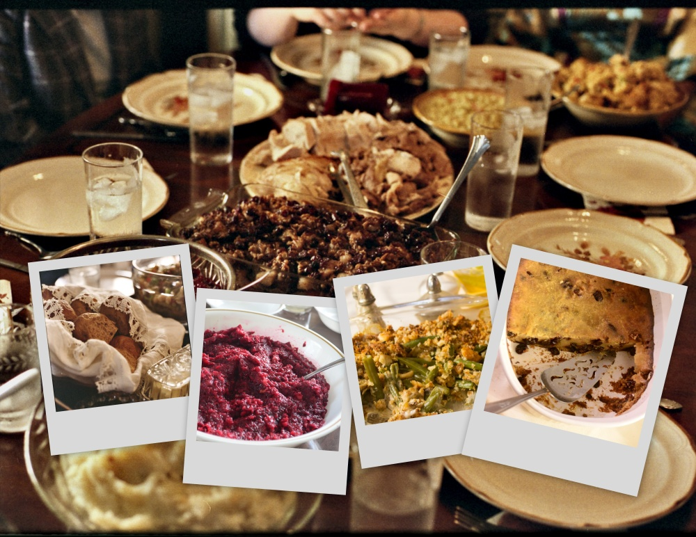 November 2016 - Thanksgiving Sides