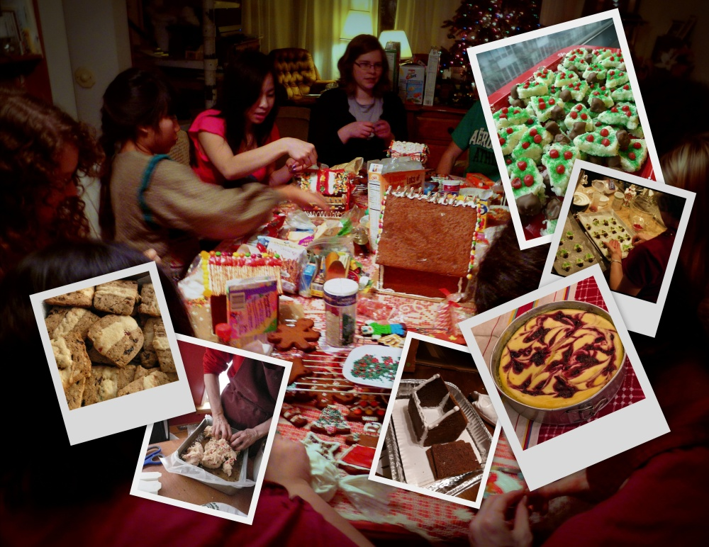 December 2016 - Holiday Baking