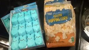 peep popcorn balls-1