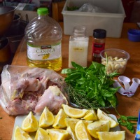 Lemon-Herb Marinated Chicken