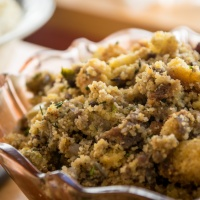Loaded Cornbread Dressing